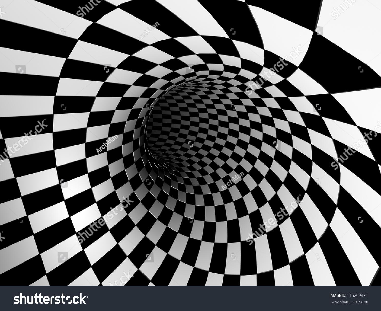 网纹结构三维背景-背景/素材,抽象-海洛创意(hellorf)
