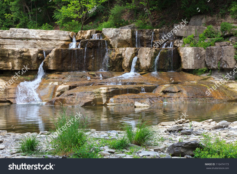 壁纸 风景 旅游 瀑布 山水 桌面 1500_1101
