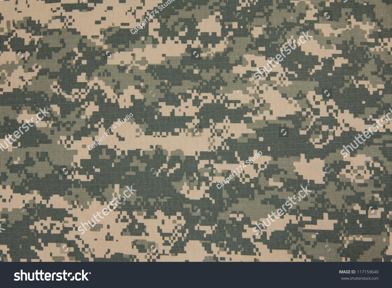 美国陆军acu数码迷彩织物纹理背景-背景/素材,其它-()