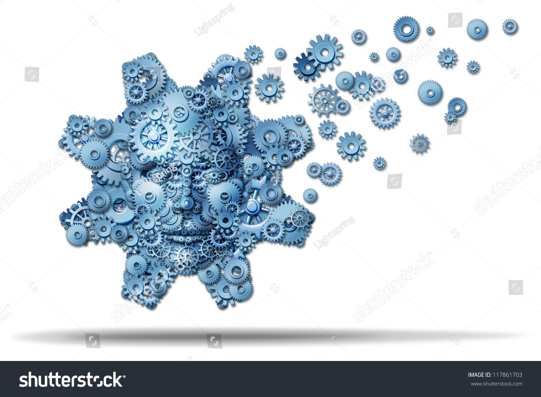 商业教育和企业培训作为齿轮和齿轮与人脸形状如同一个巨大的齿轮象征传播知识和金融技能教学职业发展在一个白色背景。 - 商业/金融,教育 - 站酷海洛创意正版图片,视频,音乐素材交易平台 - Shutterstock中国独家合作伙伴 - 站酷旗下品牌
