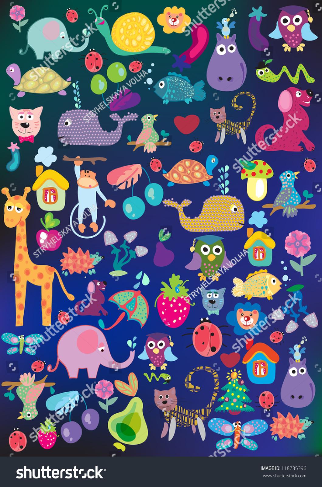 动物园的背景-动物/野生生物,背景/素材-海洛创意()-.