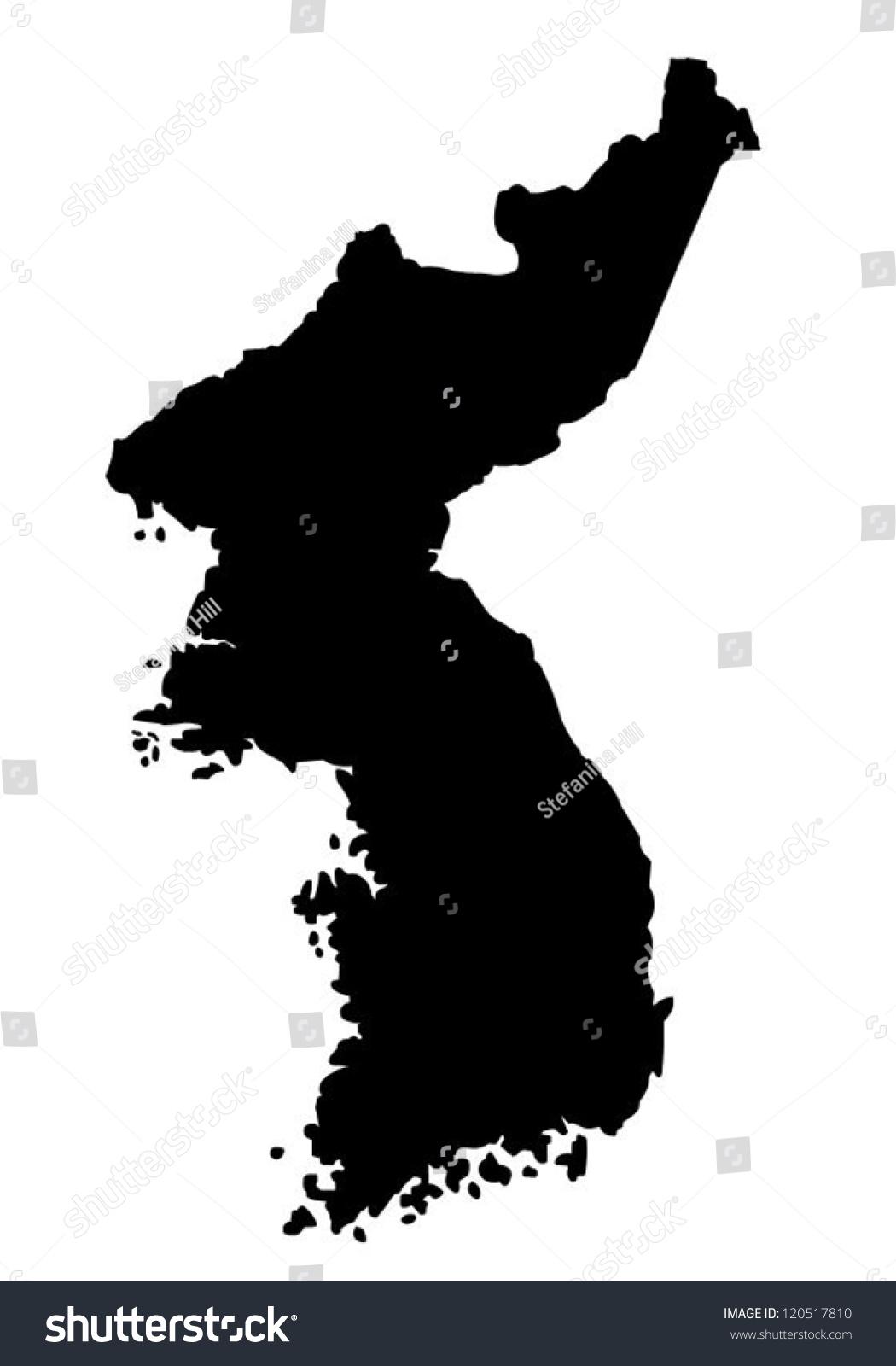 韩国地图-建筑物/地标,人物-海洛创意(hellorf)-中国