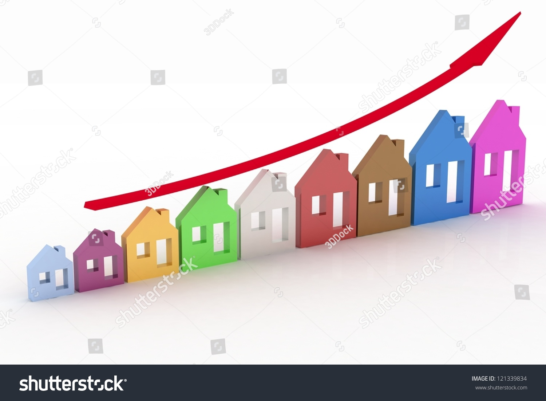 房地产的增长显示在图-建筑物/地标,商业/金融-海洛()