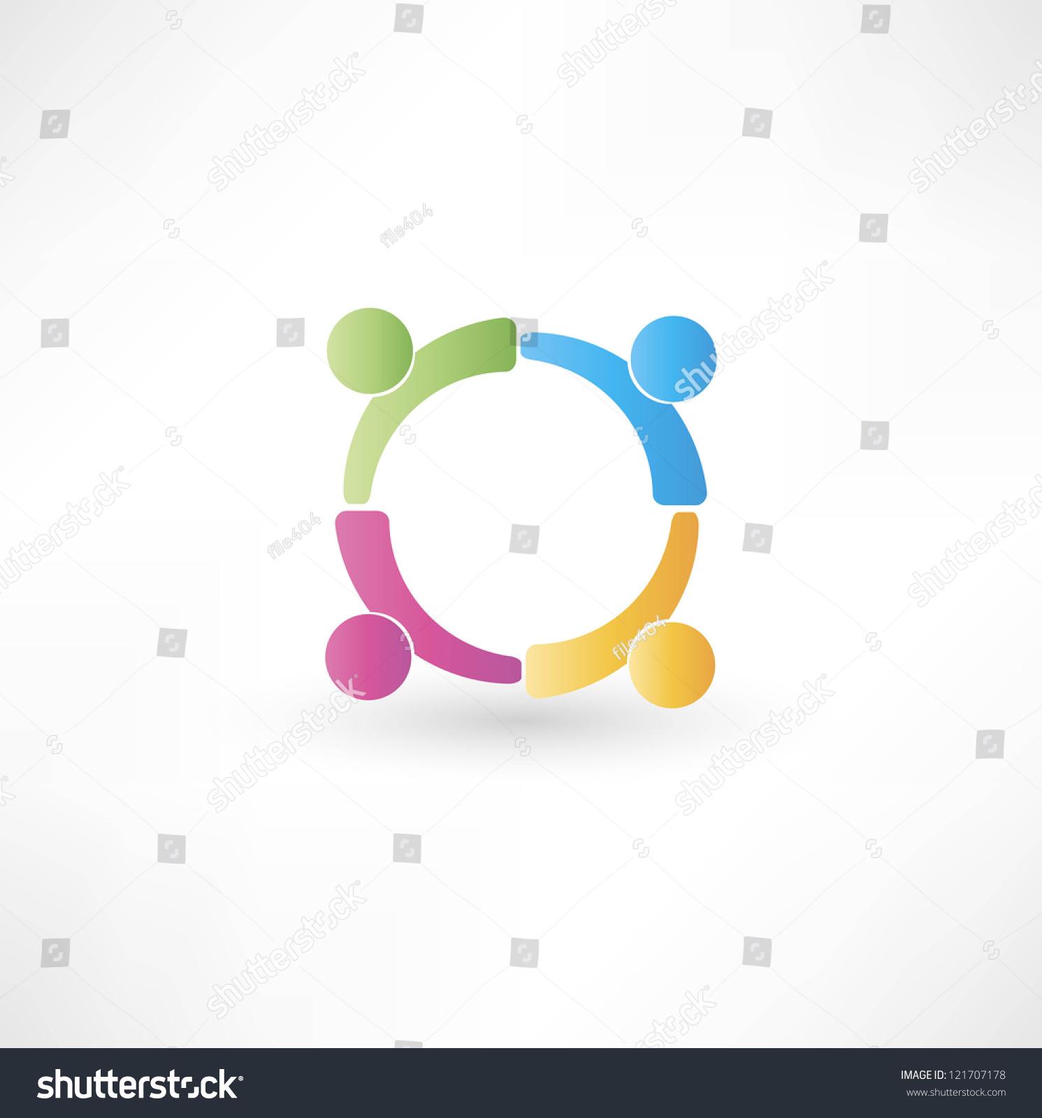 微信客服图标头像