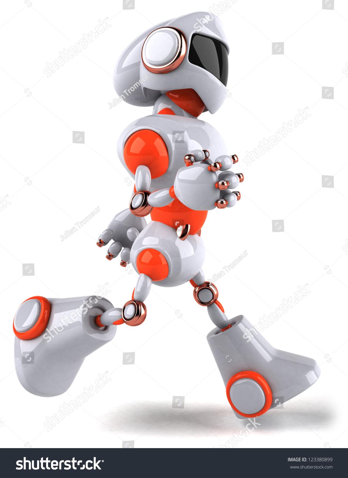 趣味机器人-科技,符号/标志-海洛创意(hellorf)-中国