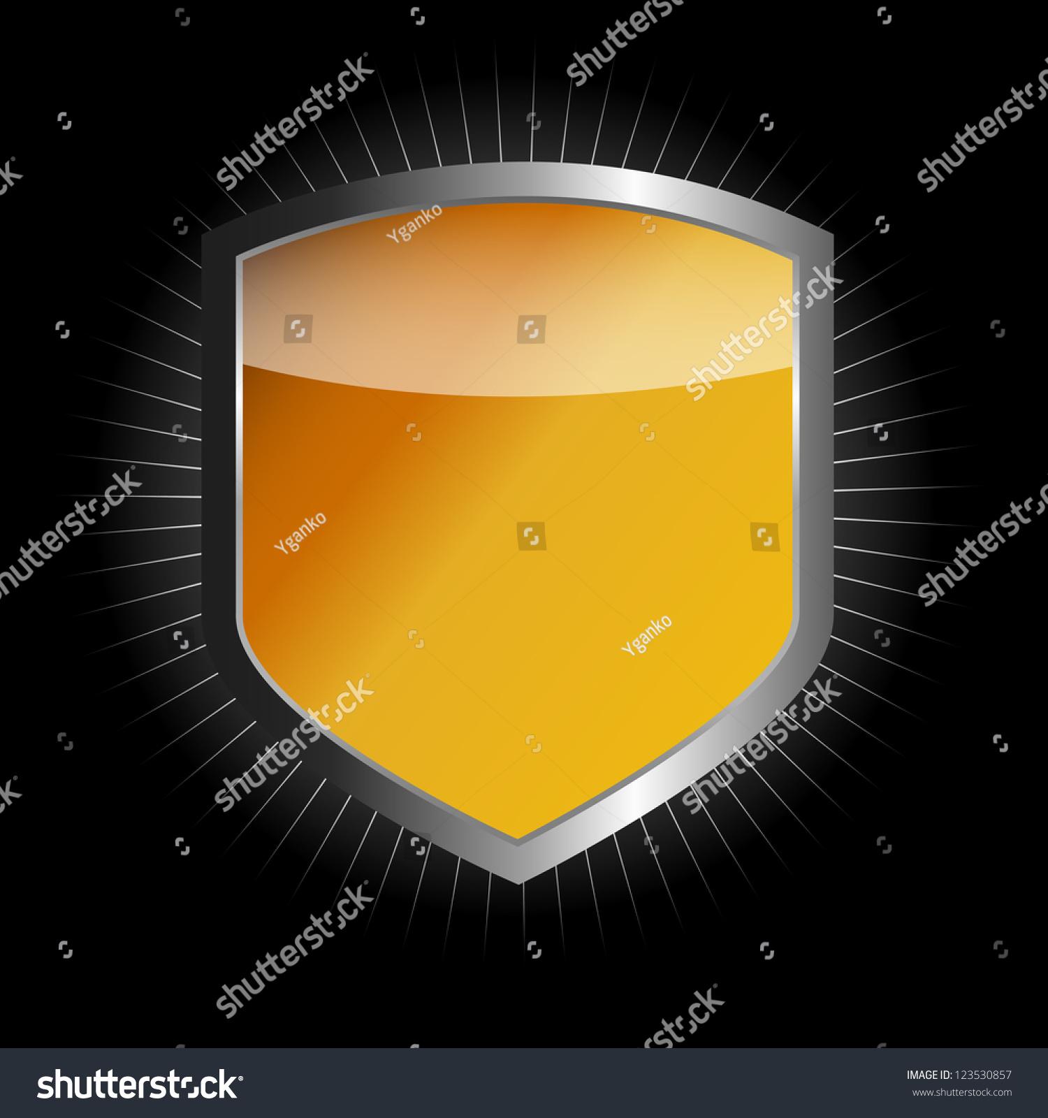保护盾矢量图-符号/标志,抽象-海洛创意(hellorf)--.