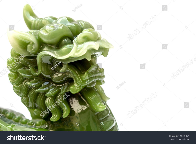 中国幸运的动物的吉祥物