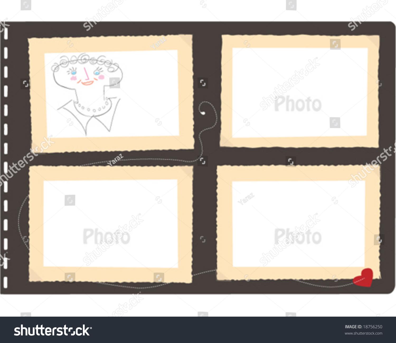 ppt 背景 背景图片 边框 模板 设计 相框 1500_1300