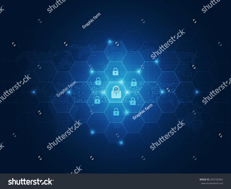 安全数据-科技,符号/标志-海洛创意(hellorf)-中国-.图片