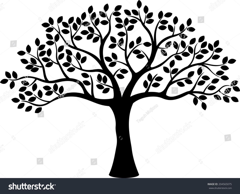 小程序大树图标素材