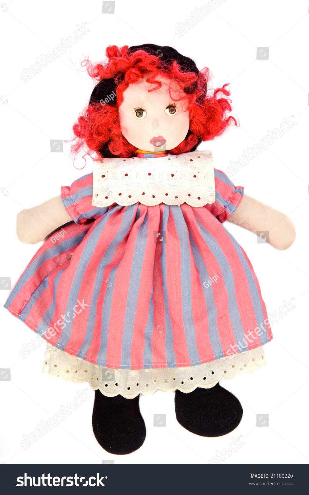 可爱芭芘娃娃微信头像