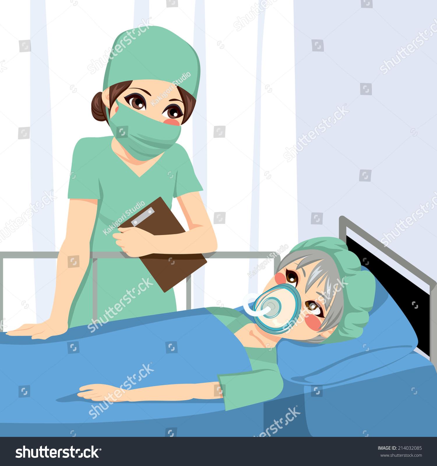 护士图片人物卡通图片