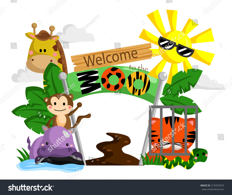 欢迎来到动物园-动物/野生生物-海洛创意(hellorf)--.