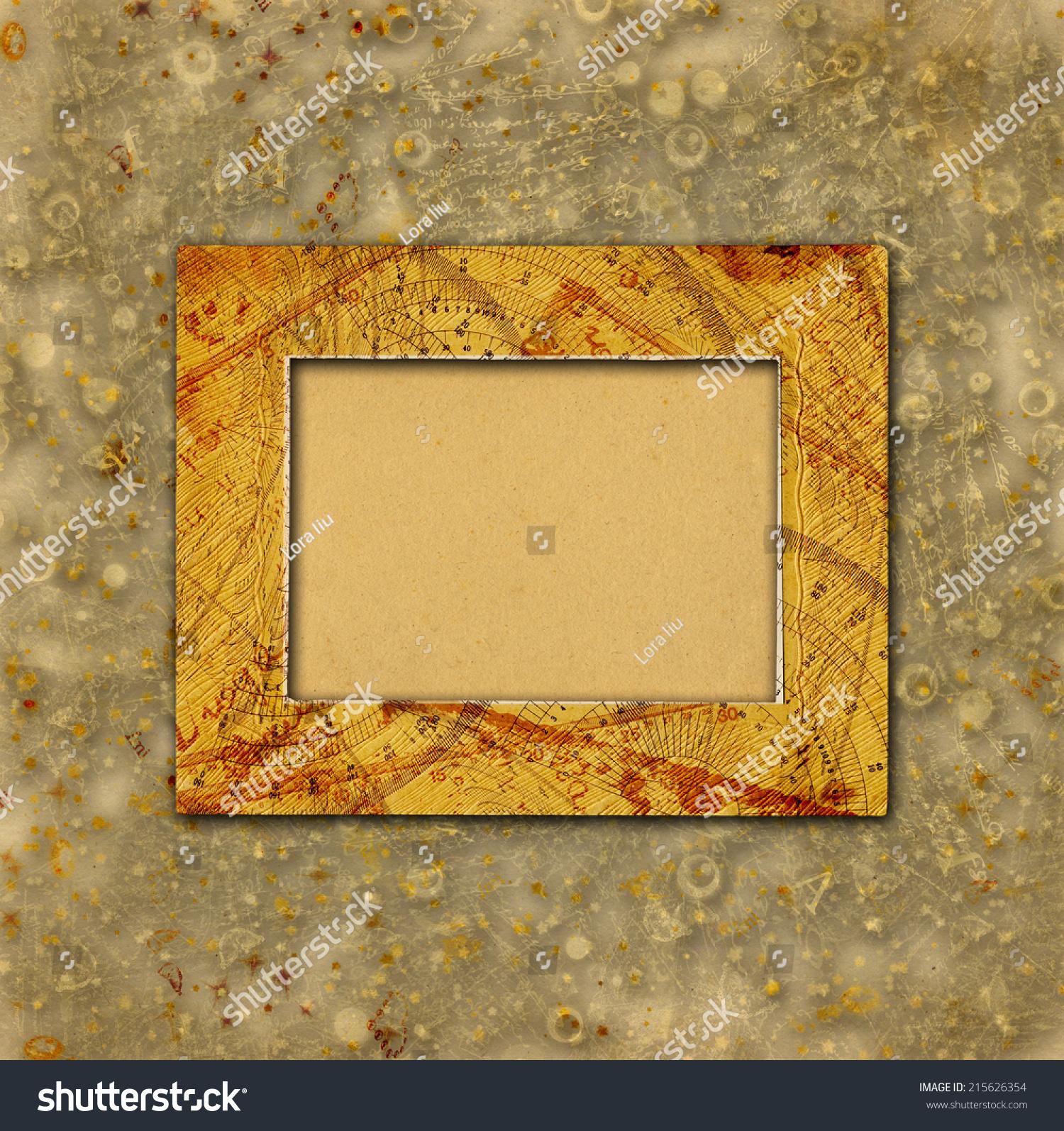 欧式古典书籍边框