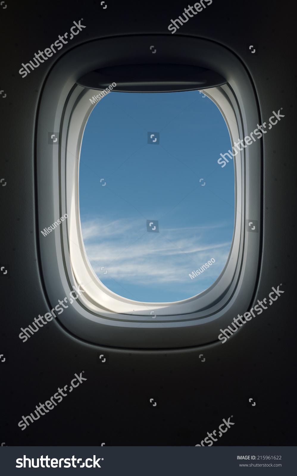 飞机的窗口-交通运输-海洛创意(hellorf)-中国独家