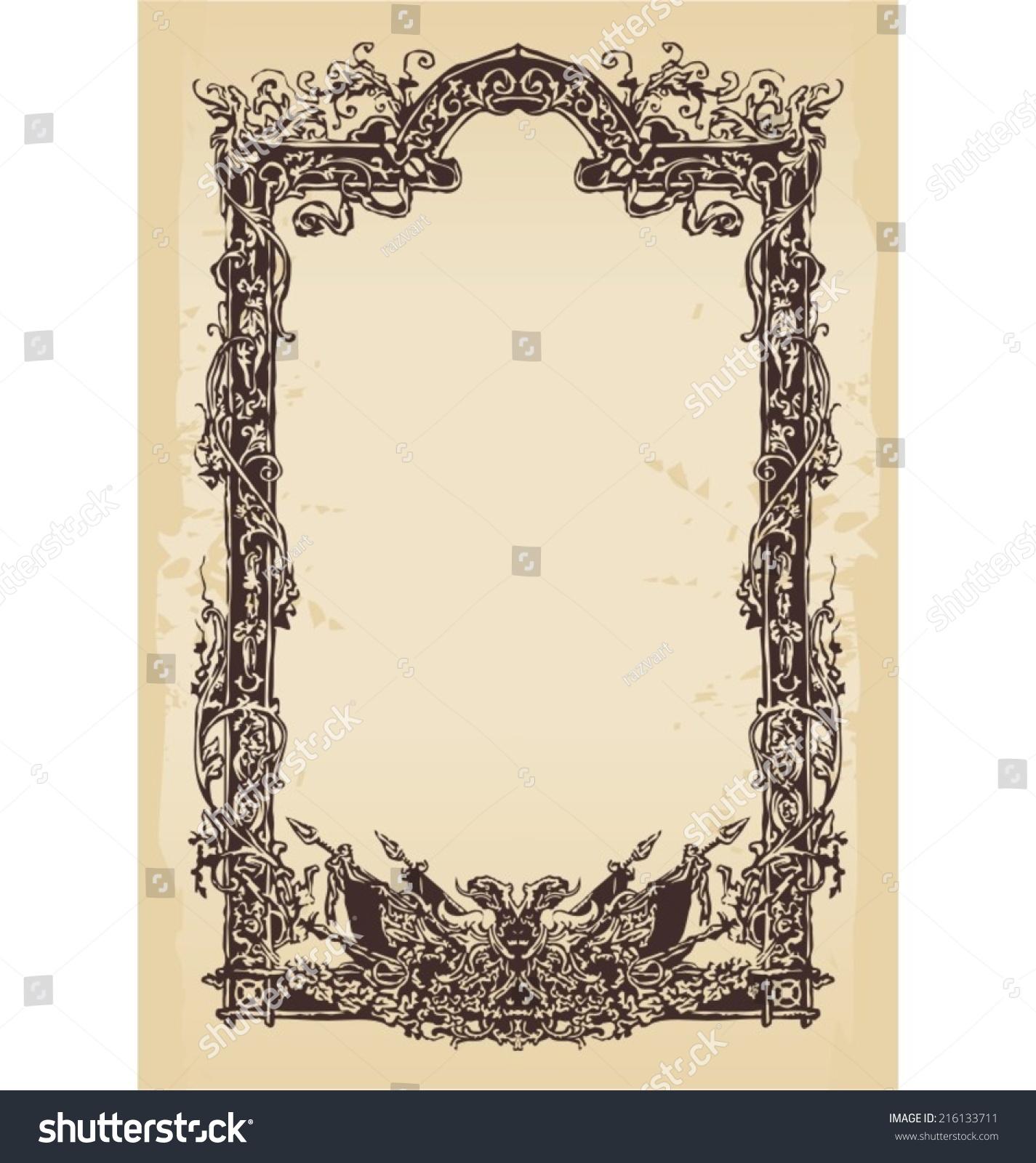 ppt 背景 背景图片 边框 模板 设计 相框 1425_1600