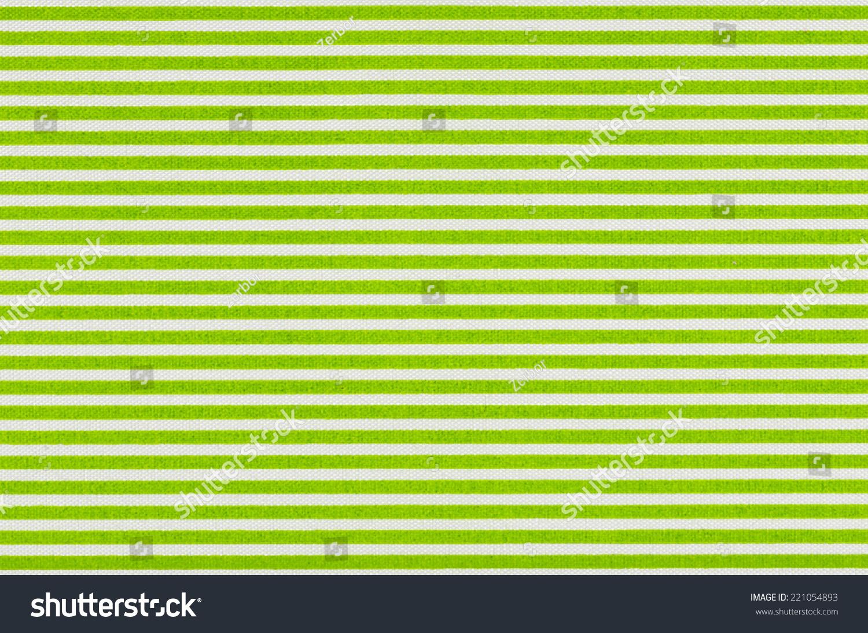 白色织物与绿色的条纹-背景/素材-海洛创意(hellorf)