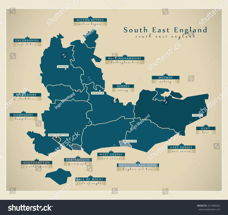 现代地图-东南亚英国-符号/标志-海洛创意(hellorf)-.