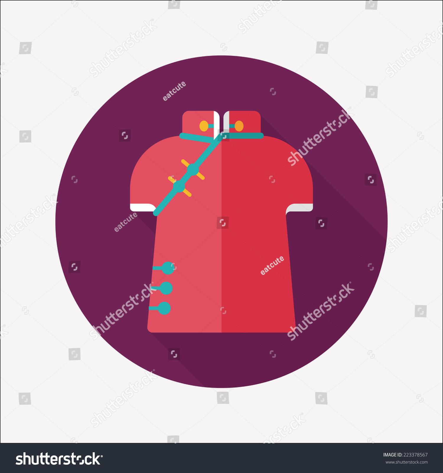 ppt小图标红色装饰素材