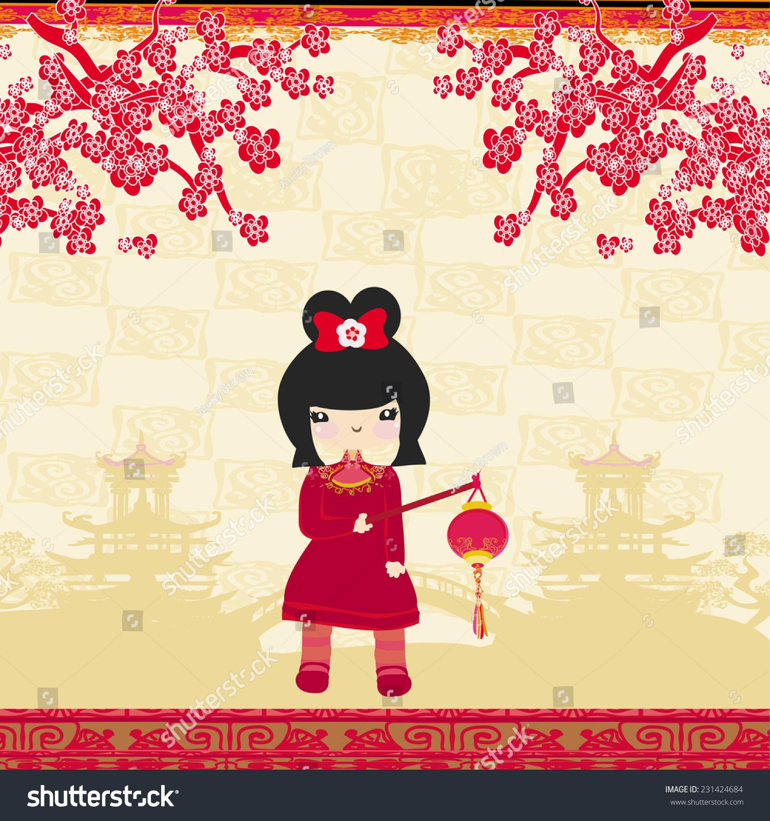 中秋节在中国新年-建筑物/地标,人物-海洛创意()-中国图片