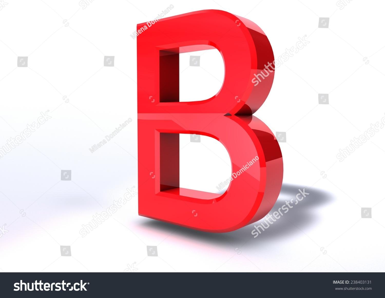英文字母b微信头像