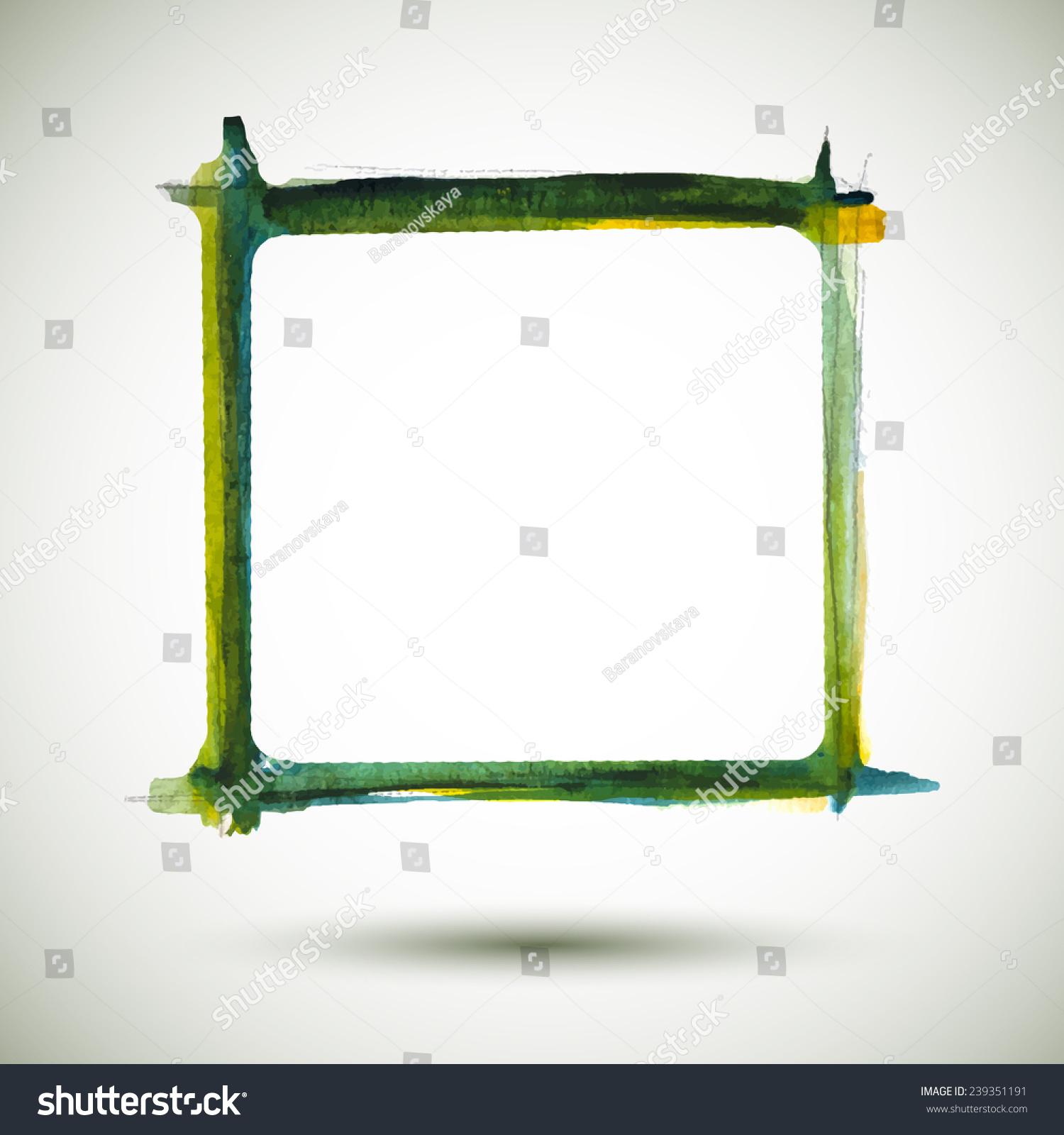 彩色纹理框架.向量手工制作的设计元素.的.图片
