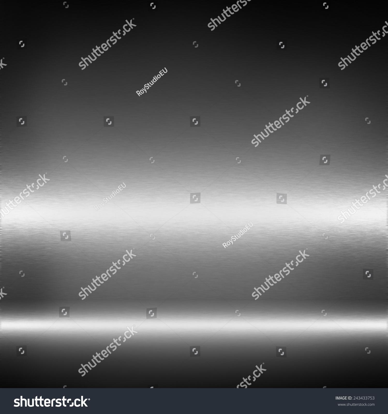 黑色和白色金属结构抽象背景