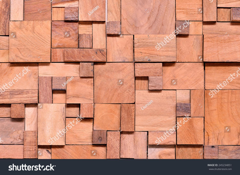 形状不规则的木头块背景-背景/素材