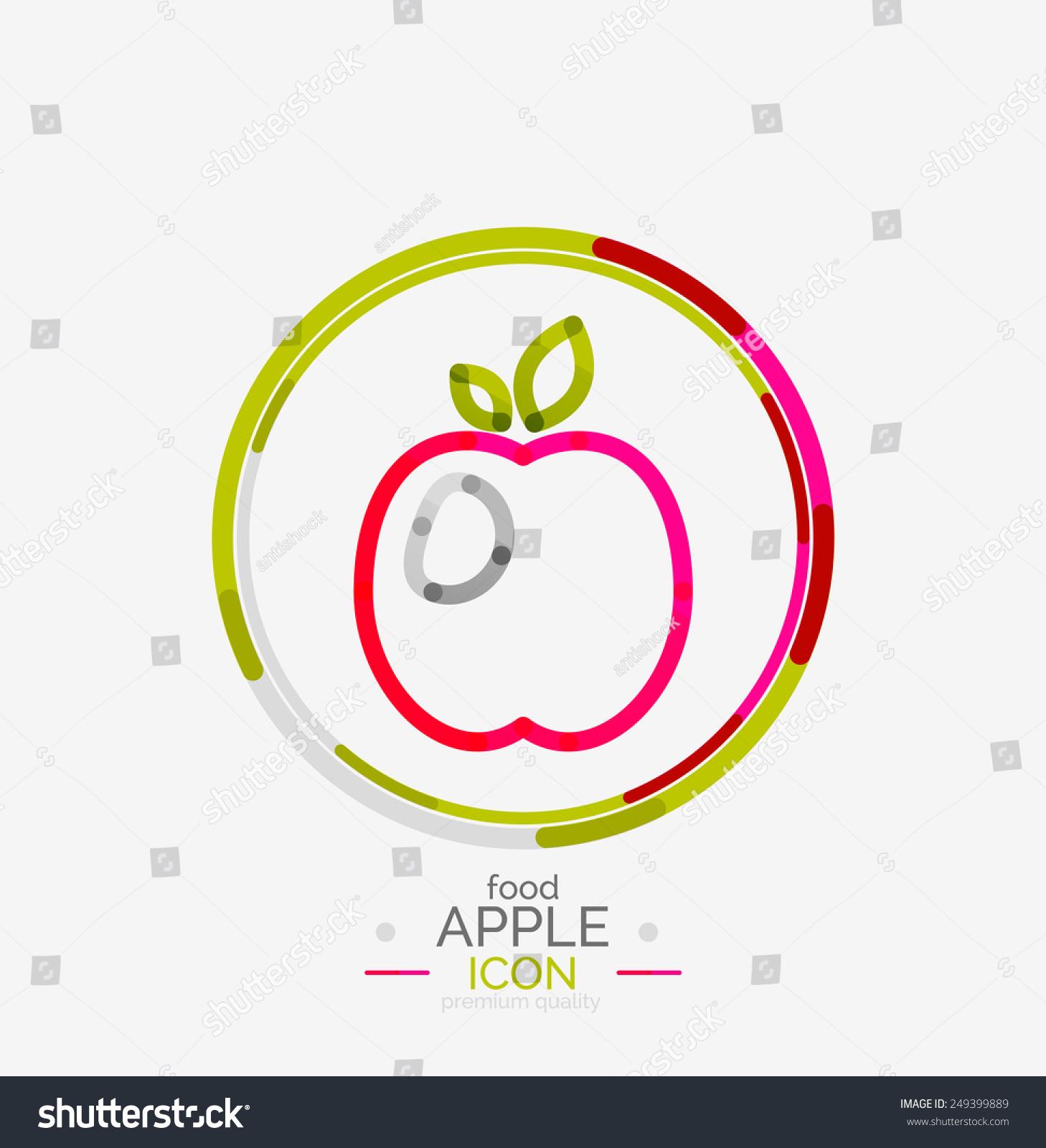 苹果logo微信头像