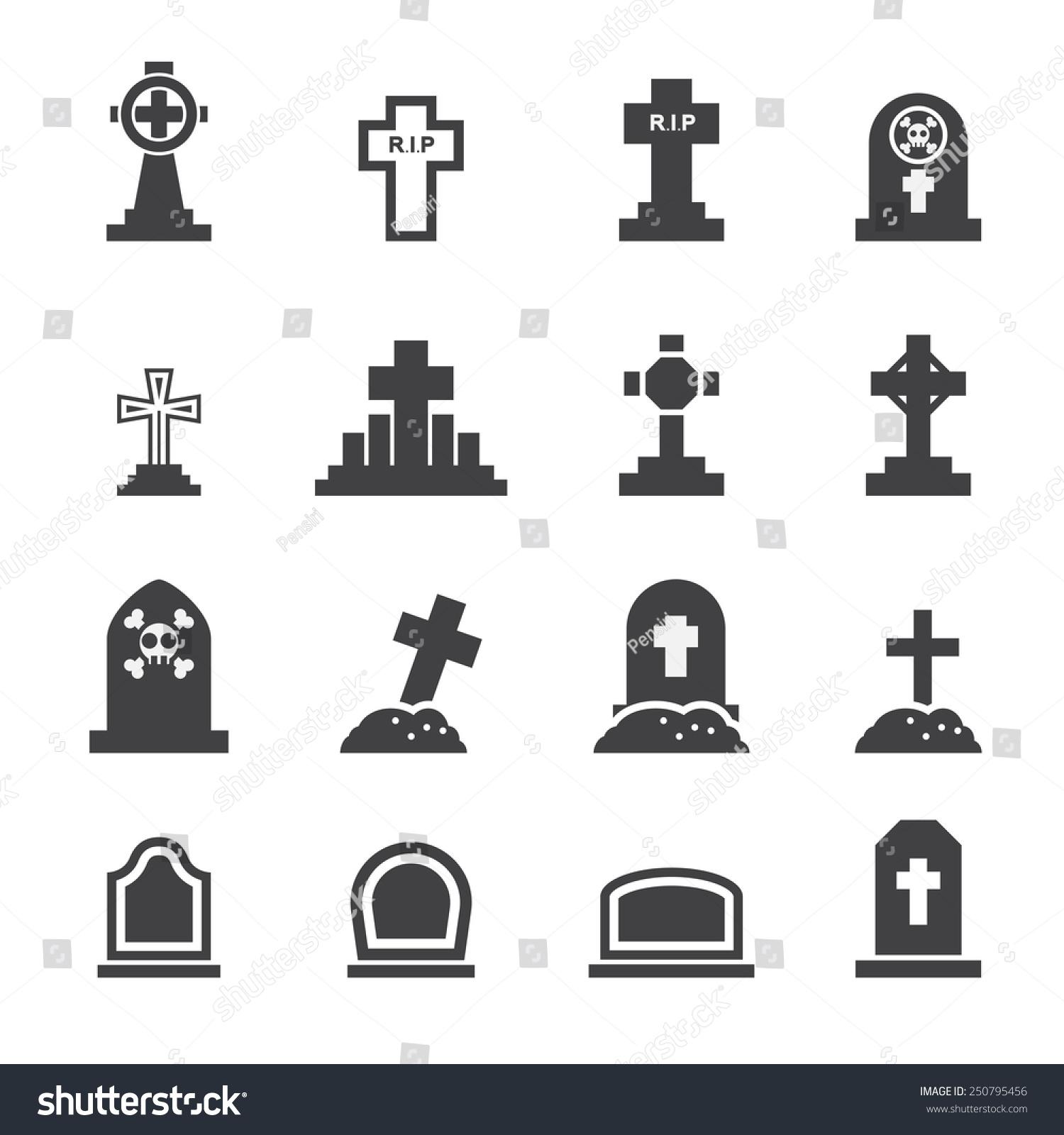 graves icon-建筑物/地标,符号/标志-海洛创意()-中国