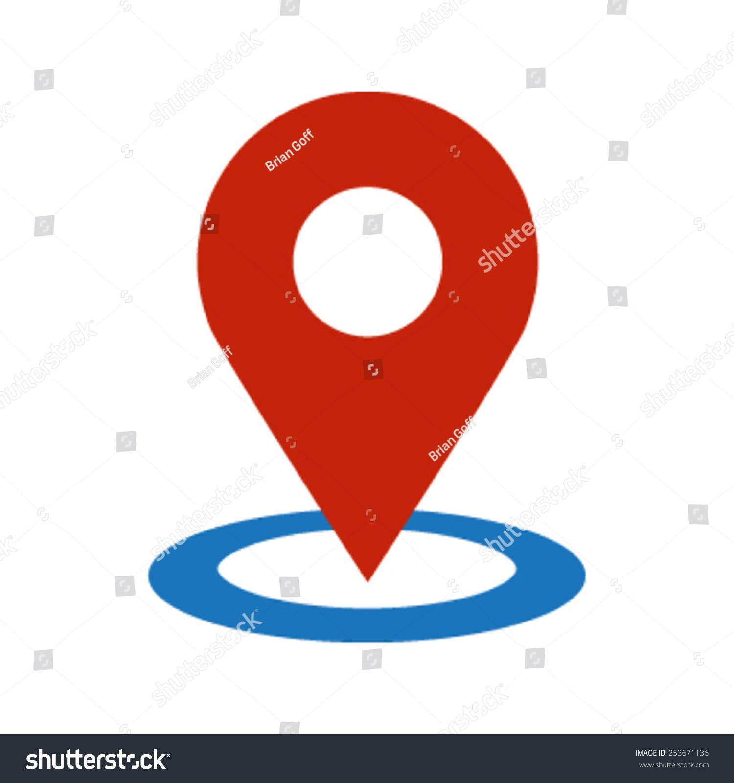 定位销矢量图标-交通运输,符号/标志-海洛创意()-中国