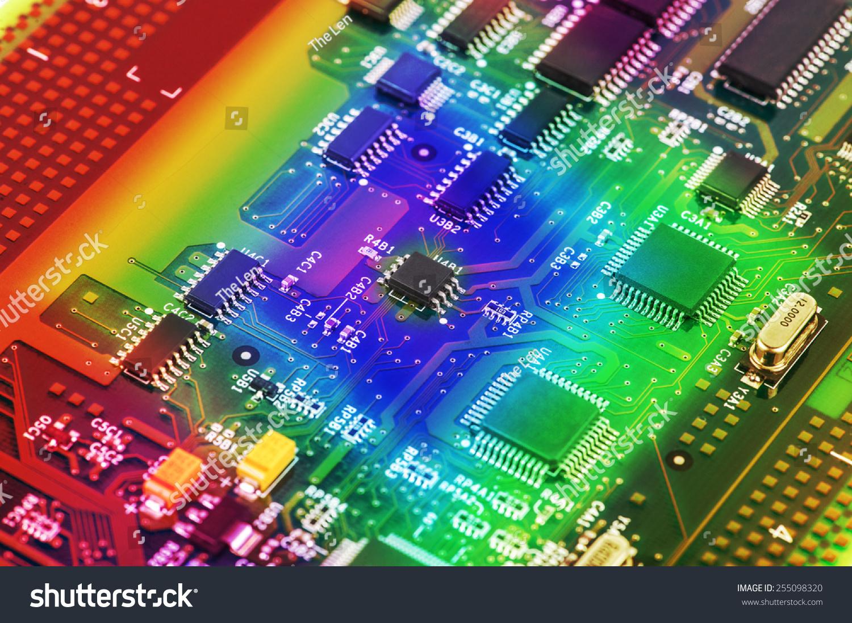 高科技电路板-科技,其它-海洛创意(hellorf)-中国