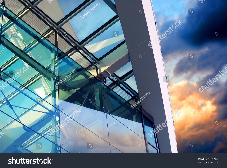 好看的微信繁华建筑物头像