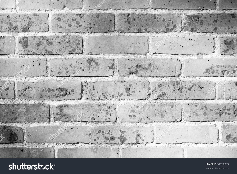 黑白砖墙-背景/素材,抽象-海洛创意(hellorf)-中国-.