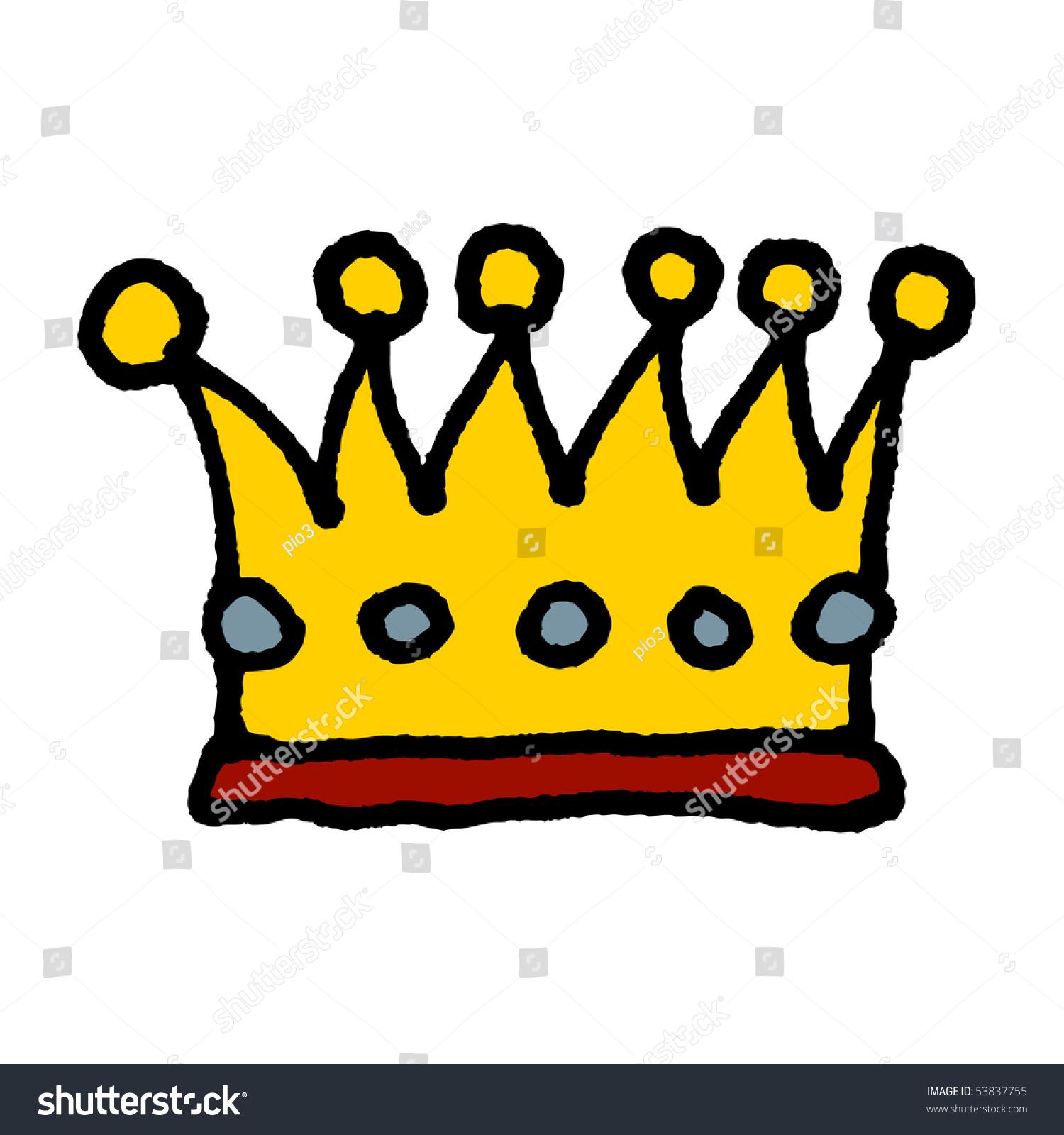 微信头像皇冠女王卡通