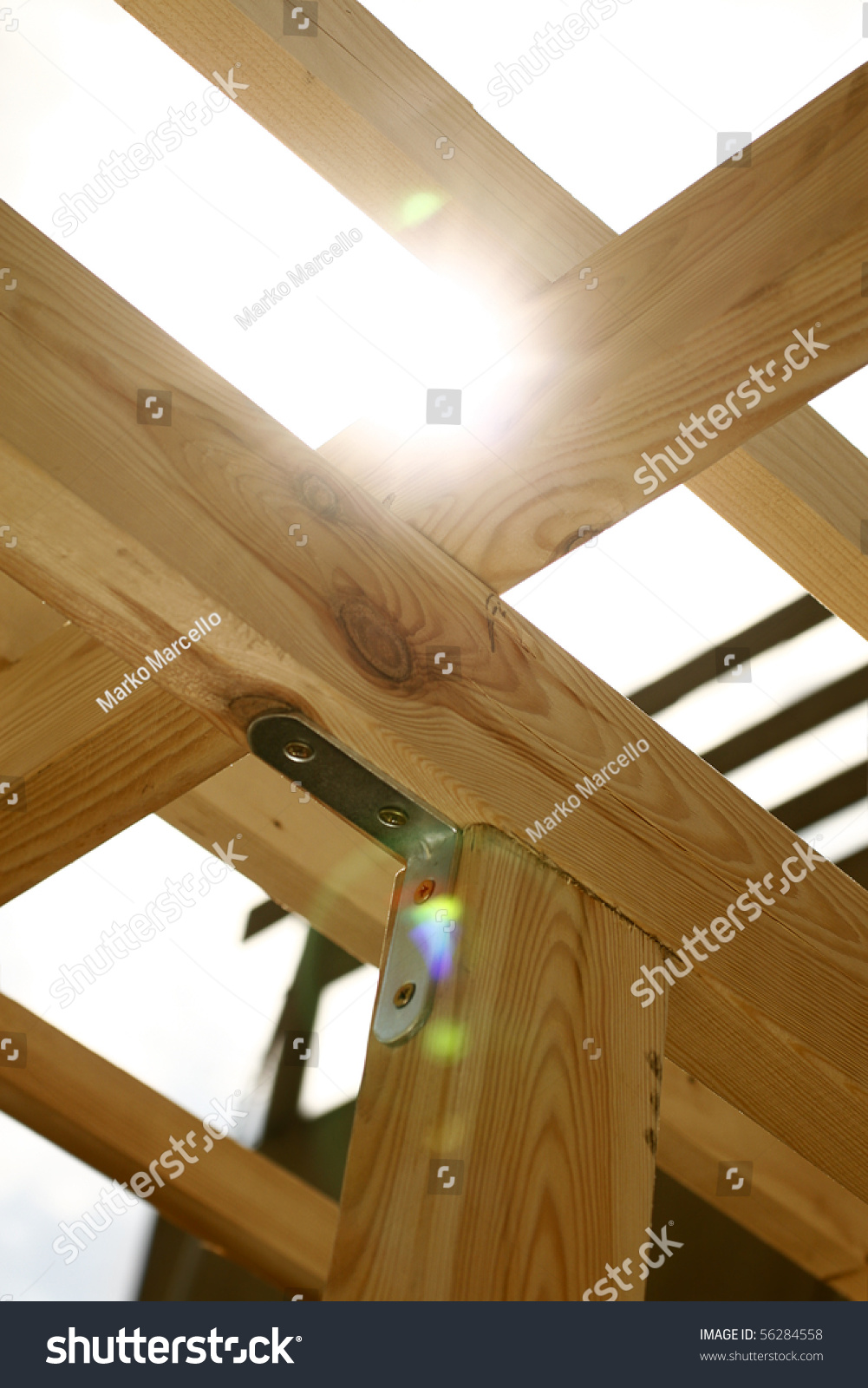 木结构建筑-工业,建筑物/地标-海洛创意(hellorf)