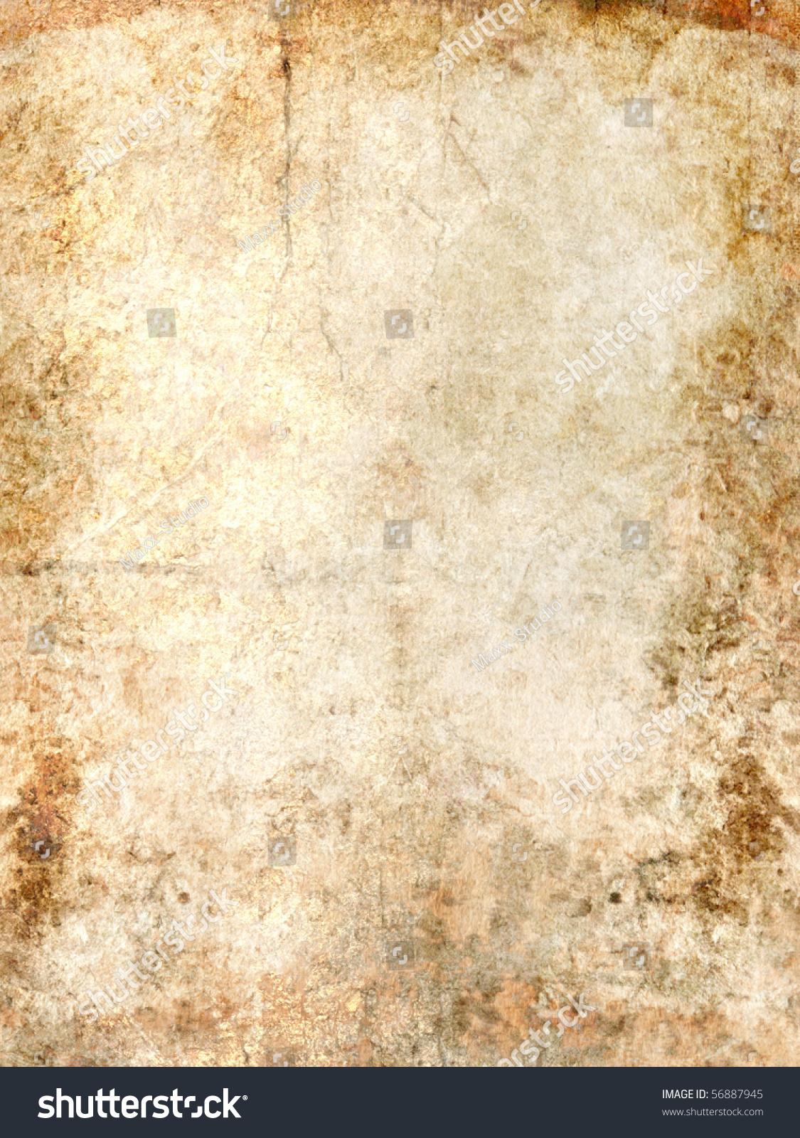 老式背景老纸-背景/素材,复古风格-海洛创意(hellorf)