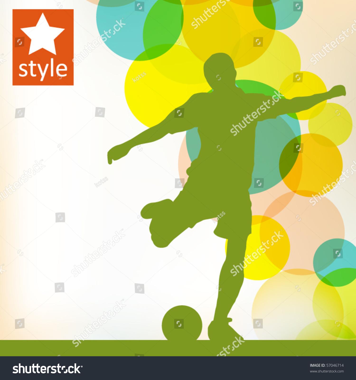 足球海报-运动/娱乐活动,插图/剪贴图-海洛创意()-合.