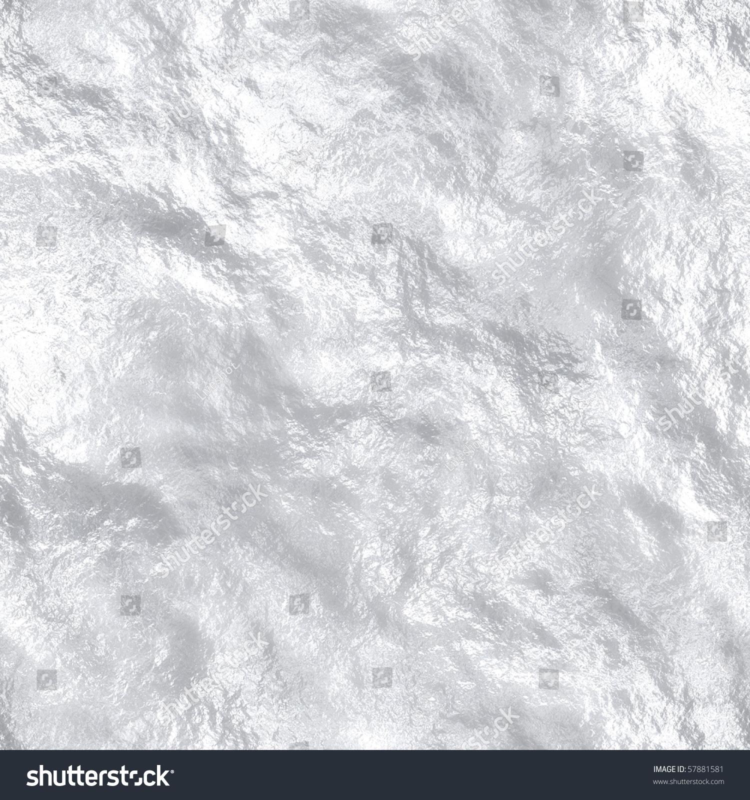白色的冰无缝纹理-背景/素材