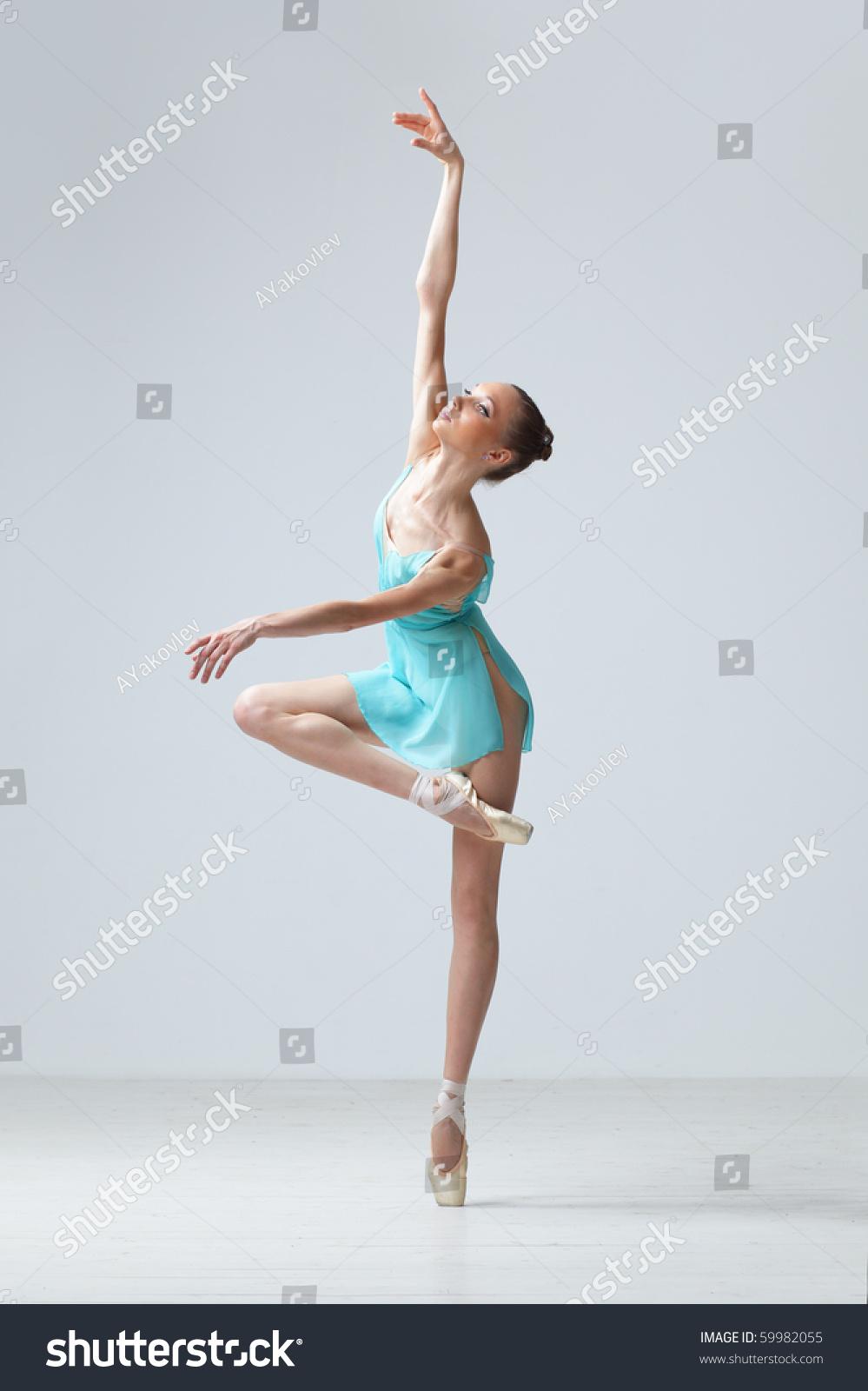 现代风格的舞蹈演员工作室背景-运动/娱乐活动,人物