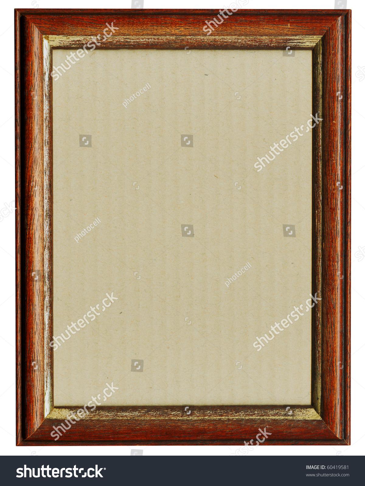木制相框,红木-背景/素材
