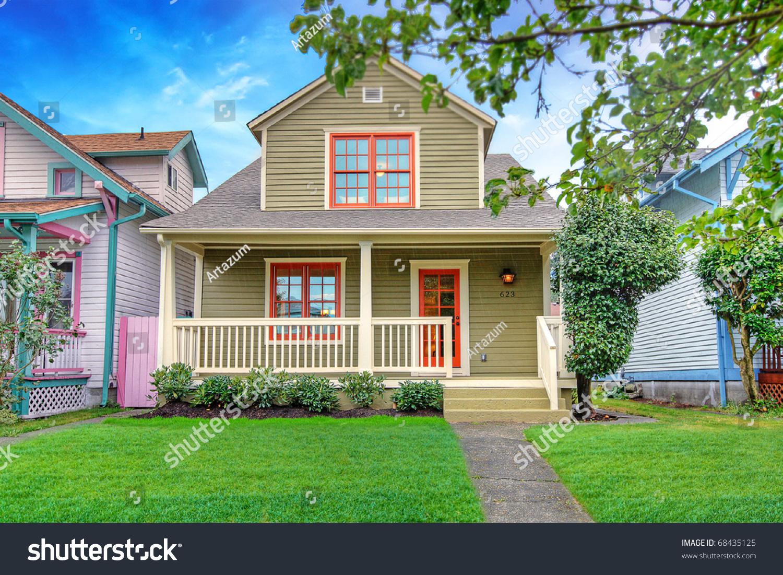 可爱别墅图片大全