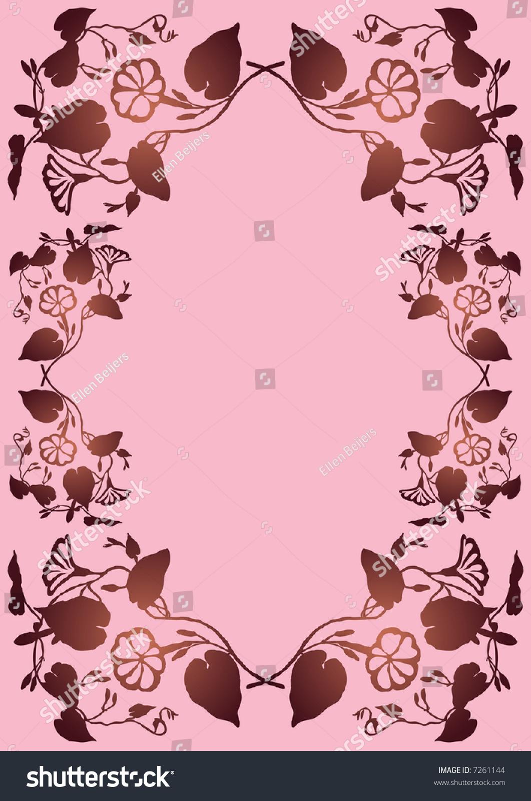 粉色的-背景/素材