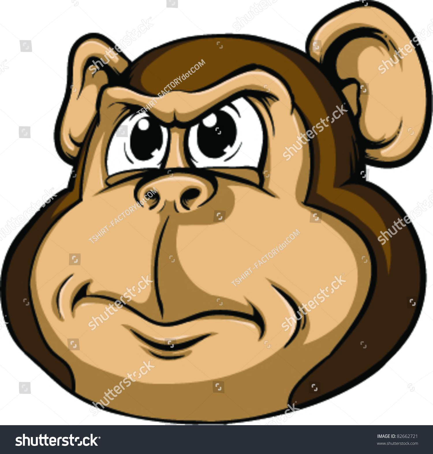 向量的猴子-艺术,动物/野生生物-海洛创意(hellorf)-.