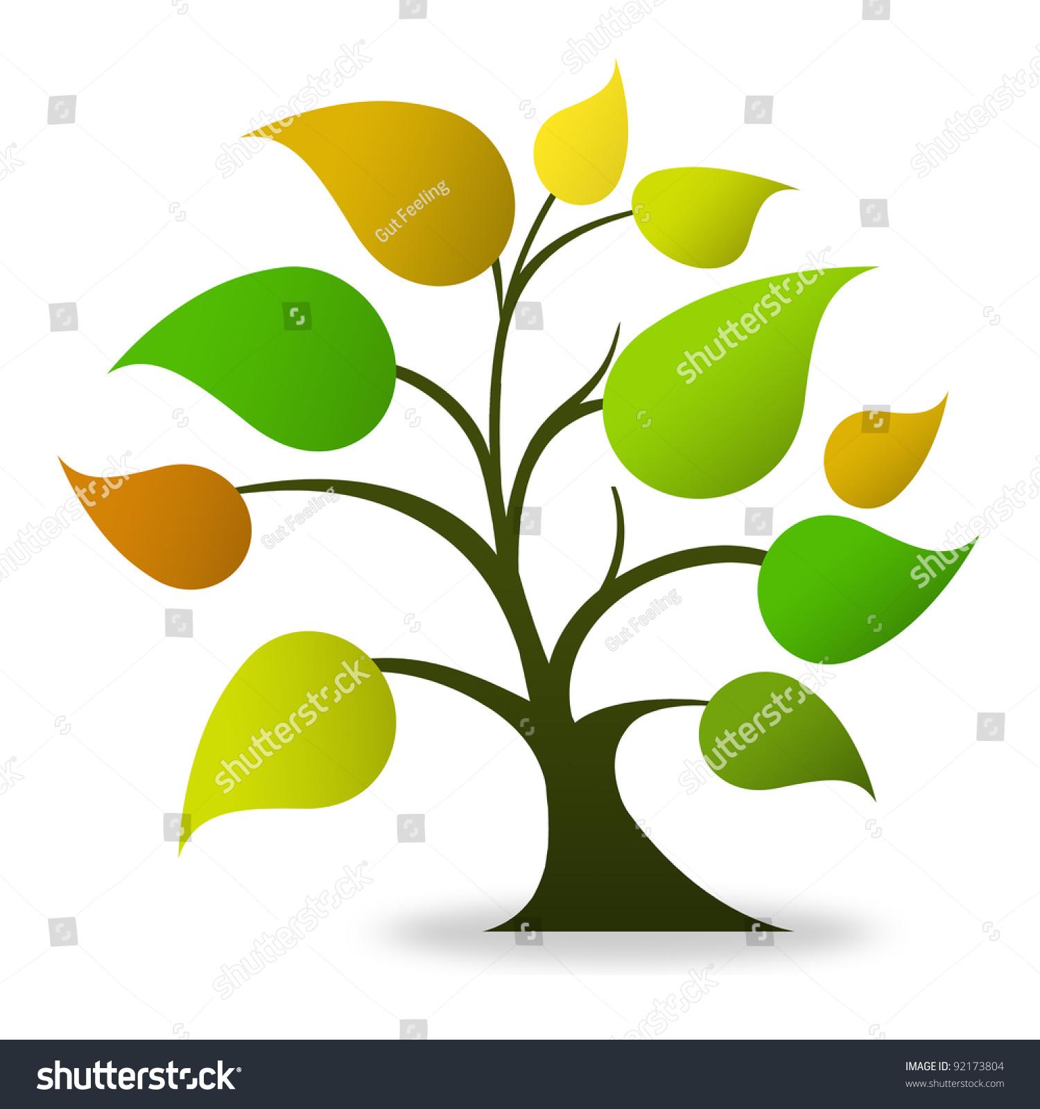 背景 壁纸 绿色 绿叶 设计 矢量 矢量图 树叶 素材 植物 桌面 1500_16