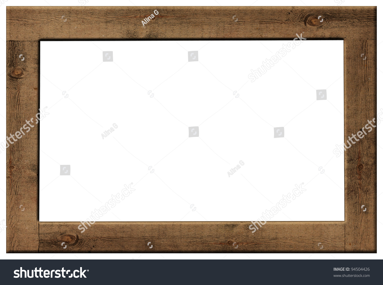 手绘海报边框书型