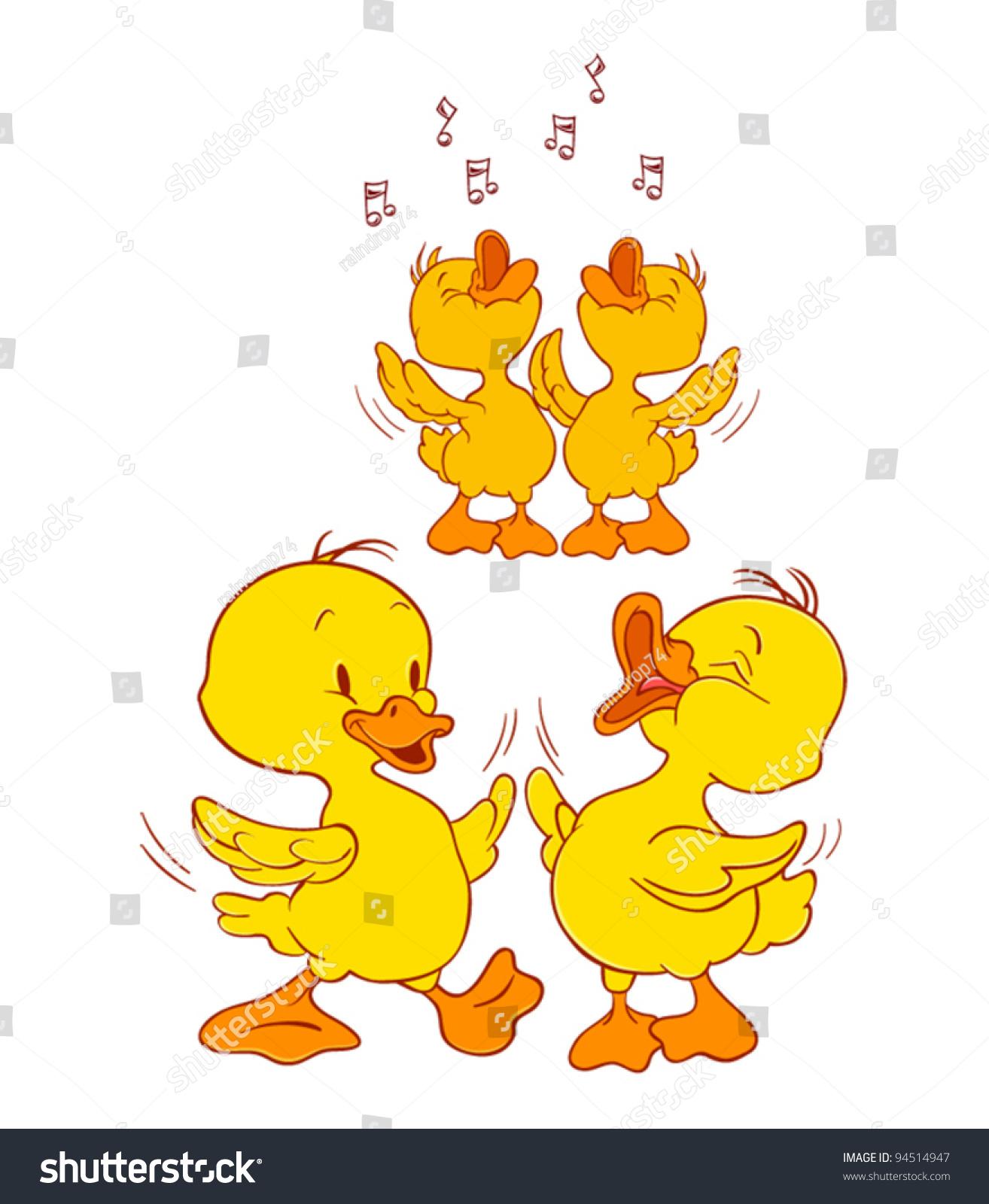 小鸭-背景/素材,符号/标志-海洛创意(hellorf)-中国-.